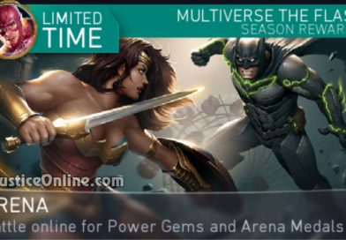 Multiverse The Flash Arena Season For Injustice 2 Mobile