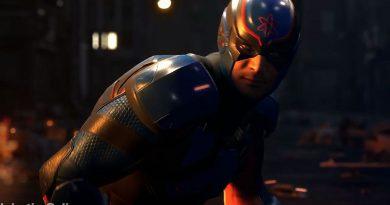 Injustice 2 Atom Gameplay Trailer