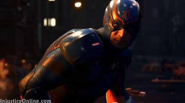 Injustice 2 Atom Gameplay Trailer