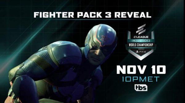 Injustice 2 Fighter Pack 3 Reveal Video This Friday