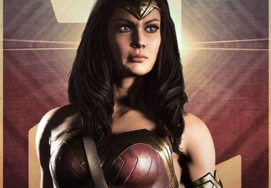 Justice League Wonder Woman Multiverse For Injustice 2