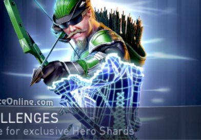 Ace Green Arrow Challenge For Injustice 2 Mobile