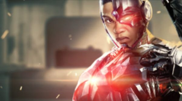 Justice League Cyborg Arena Invasion For Injustice 2 Mobile