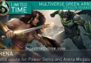 Multiverse Green Arrow Arena Season For Injustice 2 Mobile