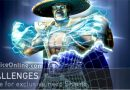 Raiden Challenge For Injustice 2 Mobile