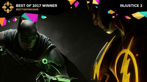 Injustice 2 Best Fighting Game of 2017 Awards