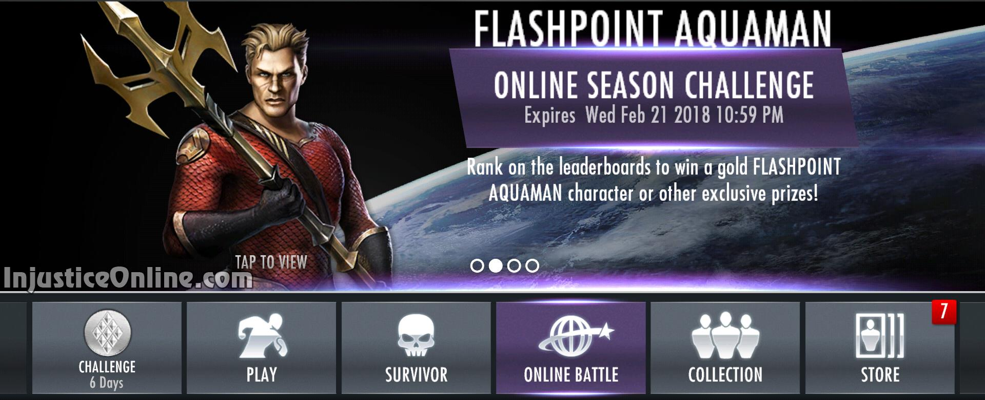 Current And Next Challenges – Injustice Mobile | InjusticeOnline