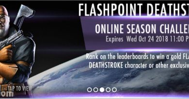 Flashpoint Deathstroke Multiplayer Challenge For Injustice Mobile