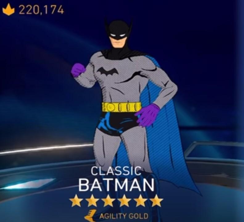 Injustice 2 Mobile Version 2 8: Shazam, Classic Batman