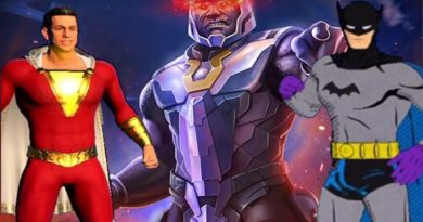 Injustice 2 Mobile Version 2.8: Shazam, Classic Batman, Darkseid, All Details