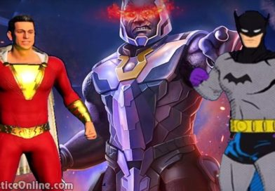 Injustice 2 Mobile Version 2.8: Shazam, Classic Batman, Darkseid, All Details