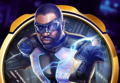 Multiverse Black Lightning Arena Season For Injustice 2 Mobile
