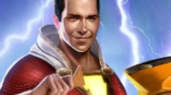 Shazam Arena Season For Injustice 2 Mobile