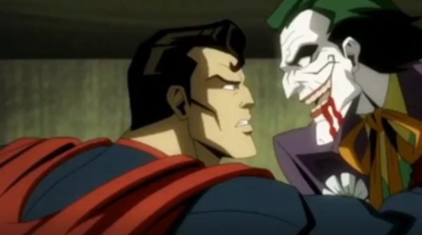 Injustice Animated Movie Behind The Scenes Clip Leaks