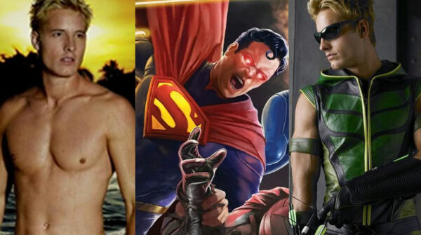 All Superheroes Played By Justin Hartley