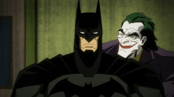 Injustice Animated Movie Exclusive Clip